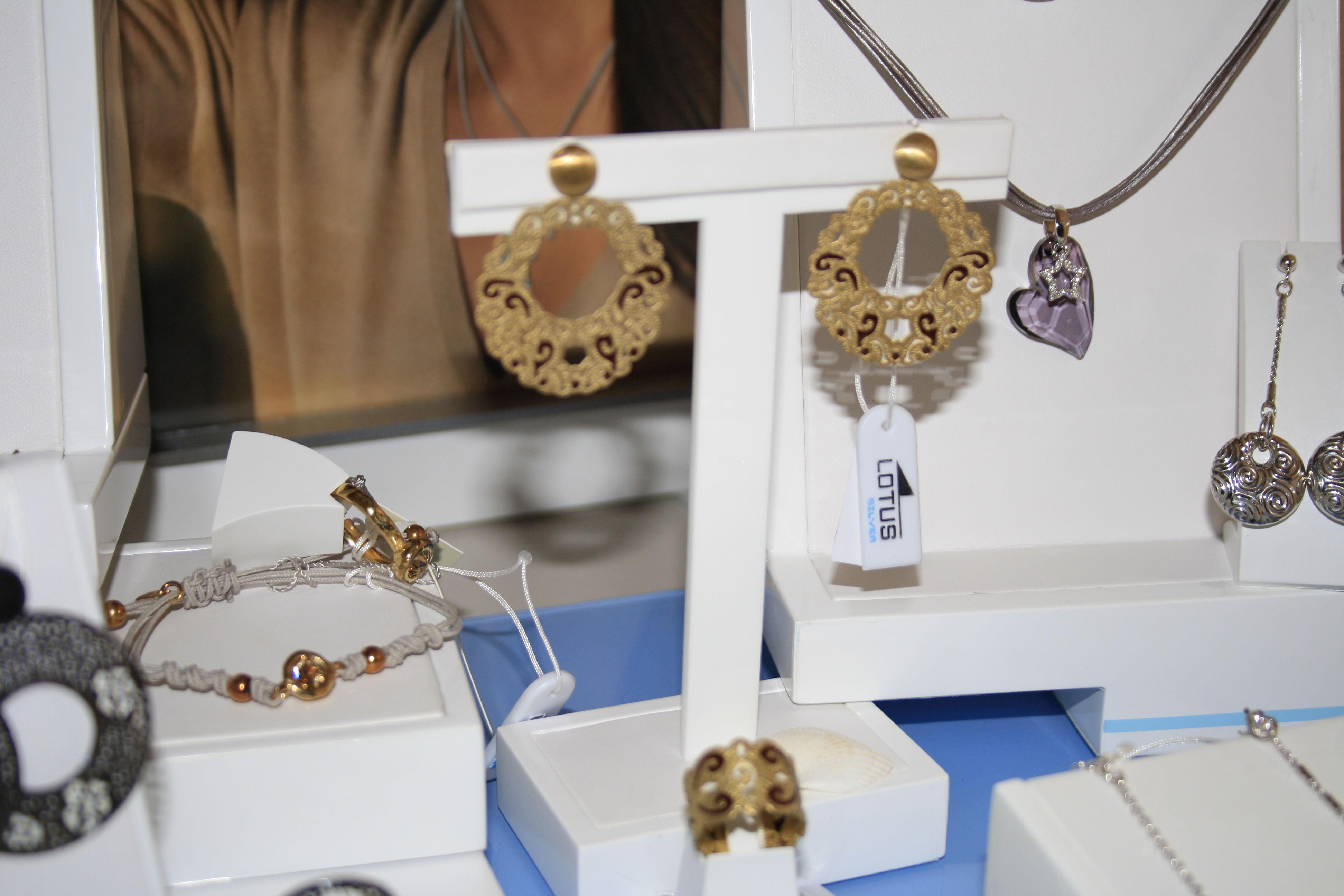 Lotus Style,nueva colección en plata bañada en oro