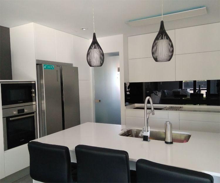 Muebles de cocina a medida en Madrid sur: Nectali Cocinas