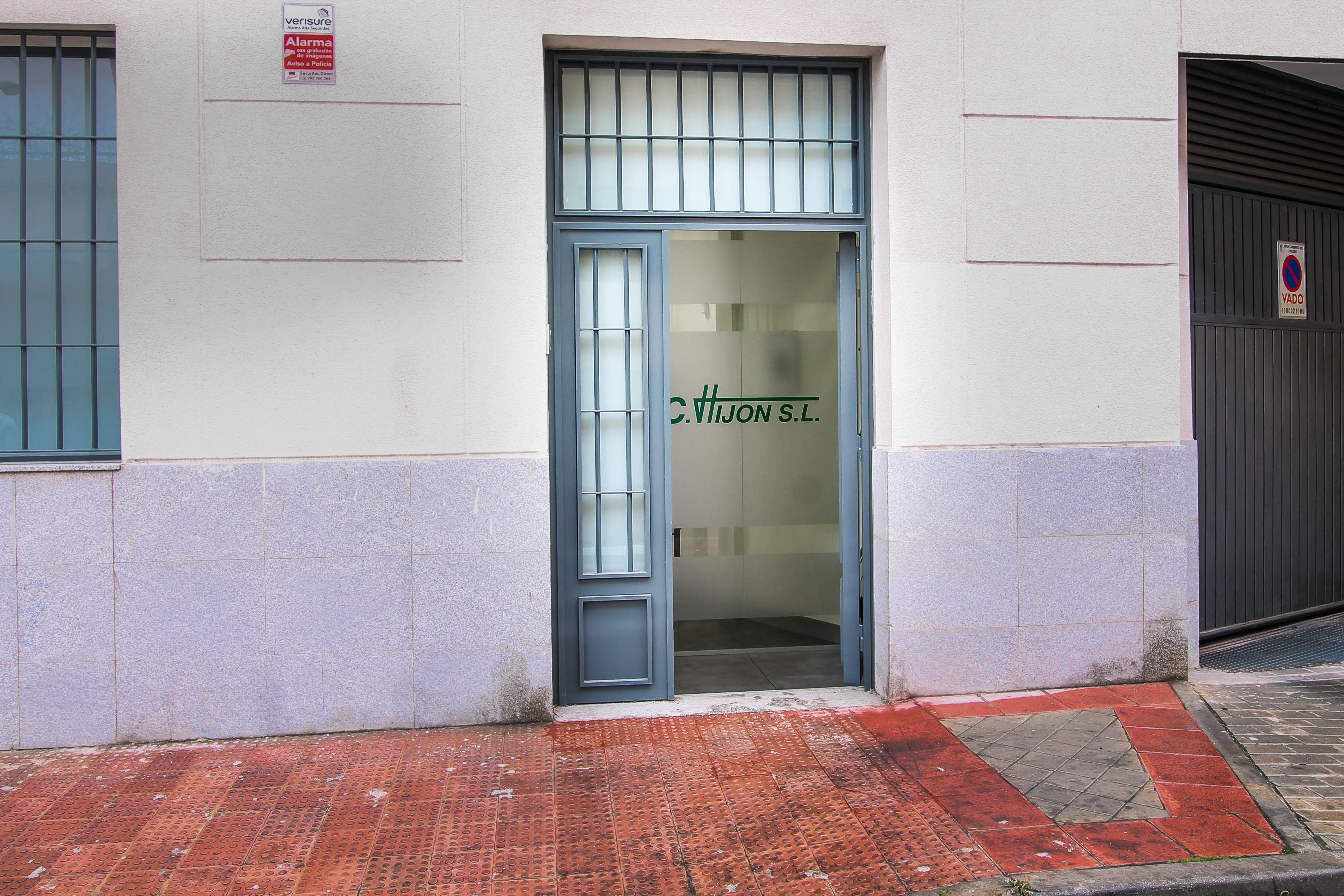 Foto 1 de inspecci n t cnica de edificios en madrid c for Canal isabel ii oficina virtual