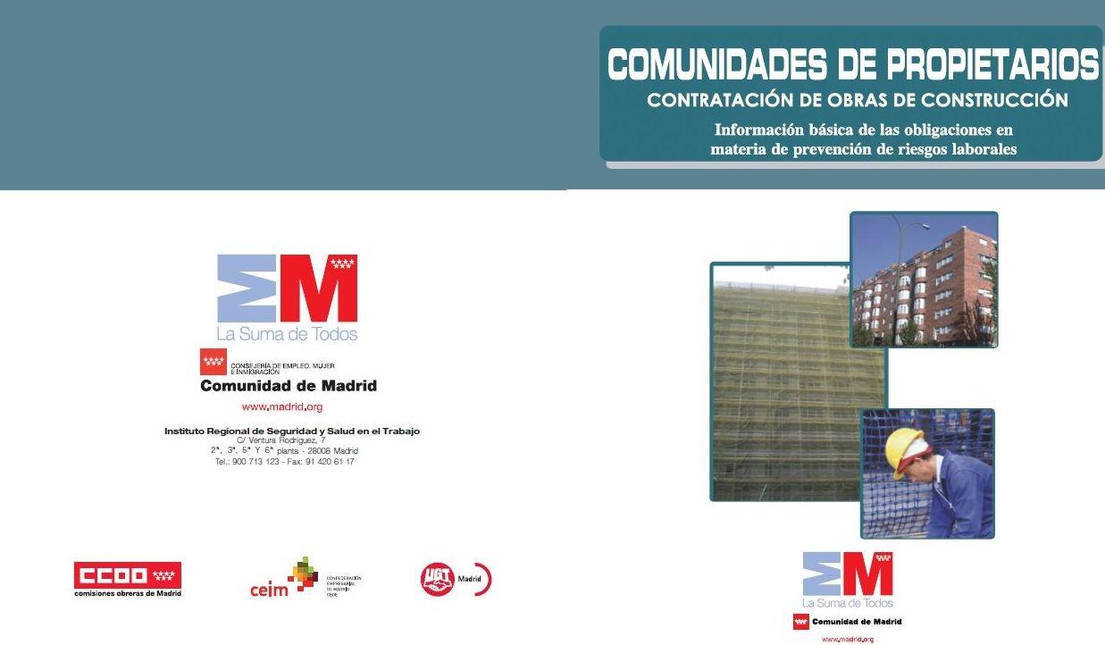 GESTION PREVENTIVA OBRAS COMUNIDADES PROPIETARIOS