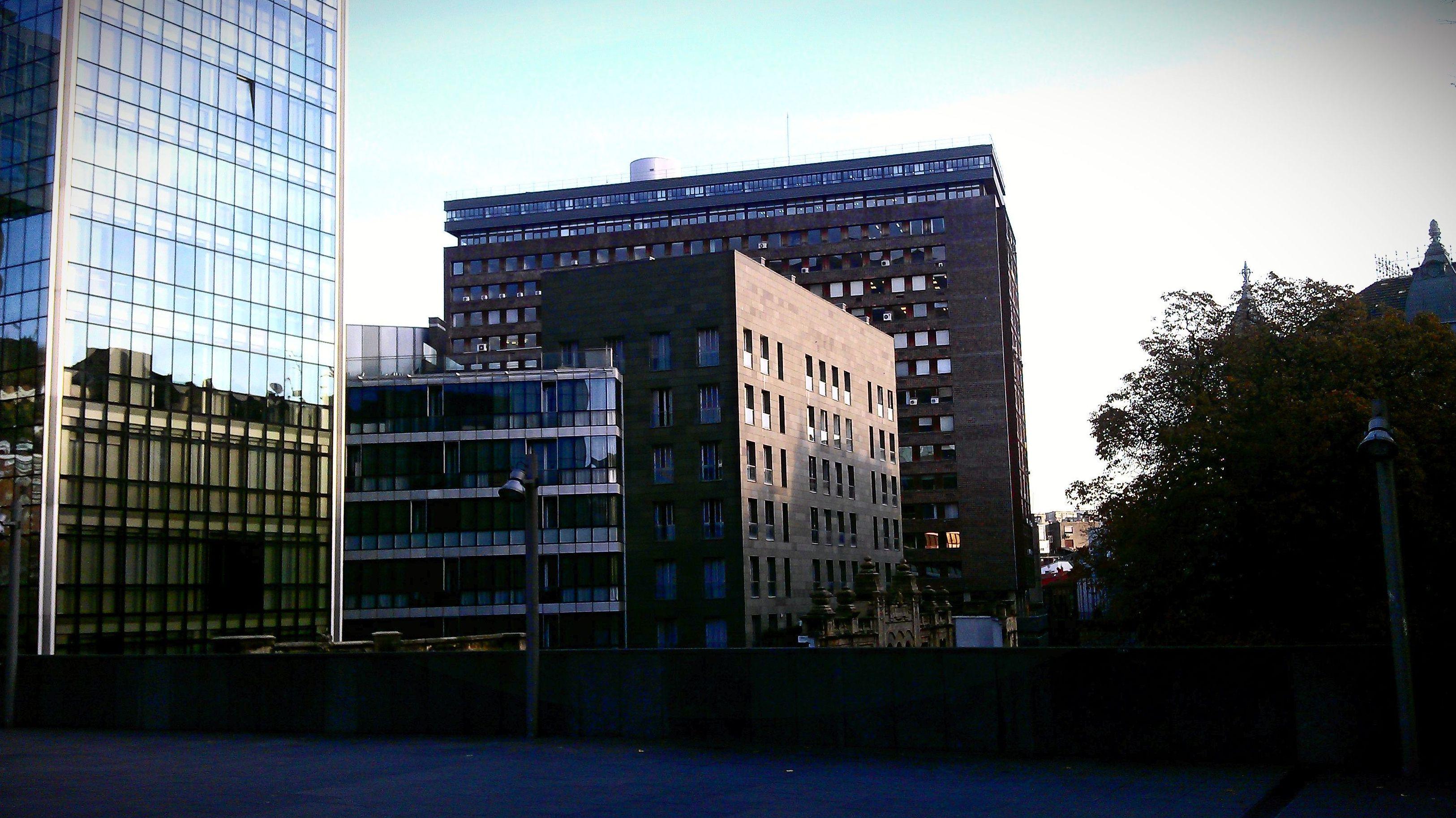 Edificio Albia\u002D Bilbao