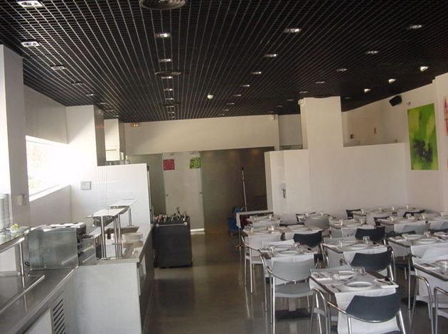 Reforma de restaurante