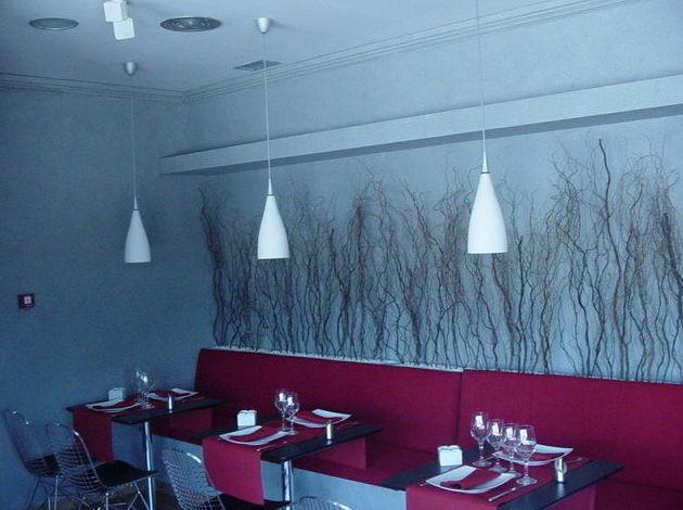 Aislamiento acústico de restaurante