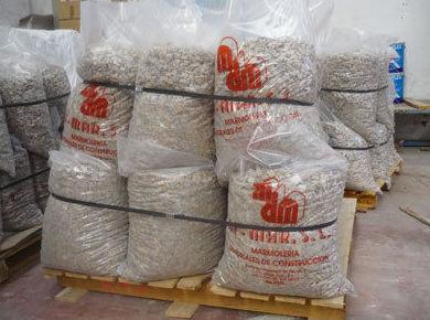 Almacén de materiales de construcción en Gijón