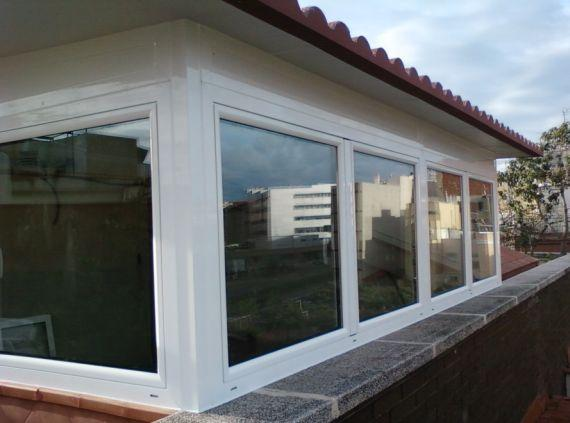 Comercial Reyes ventanas de aluminio