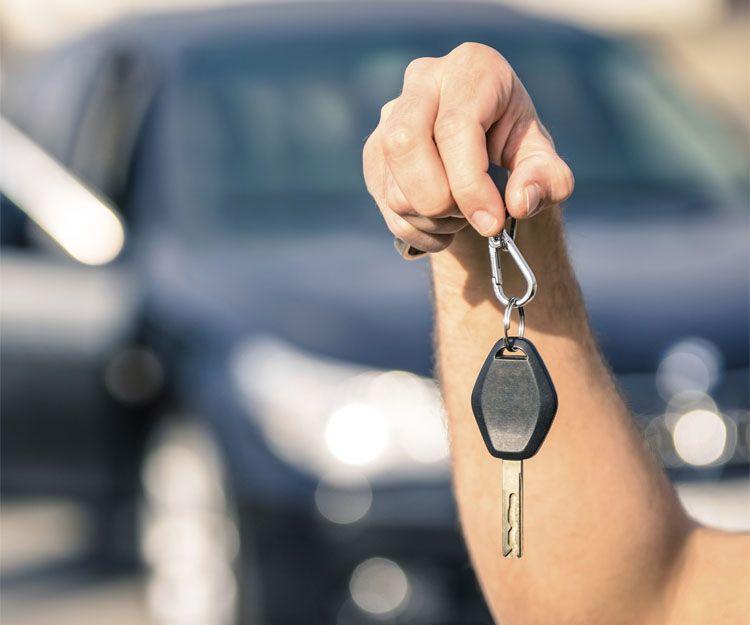 Alquiler de coches sin conductor en Melilla