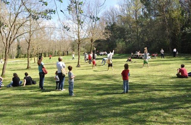Casa Colonies Can Solà, actividades al aire libre