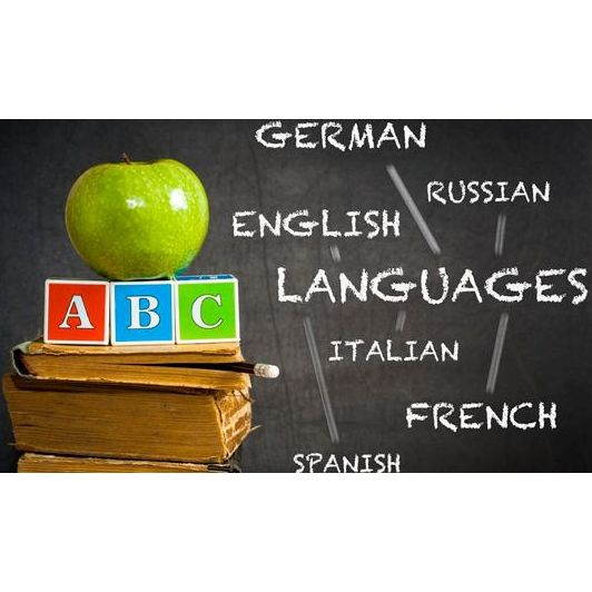 Idiomas: Apoyo y formación   de Academia Format