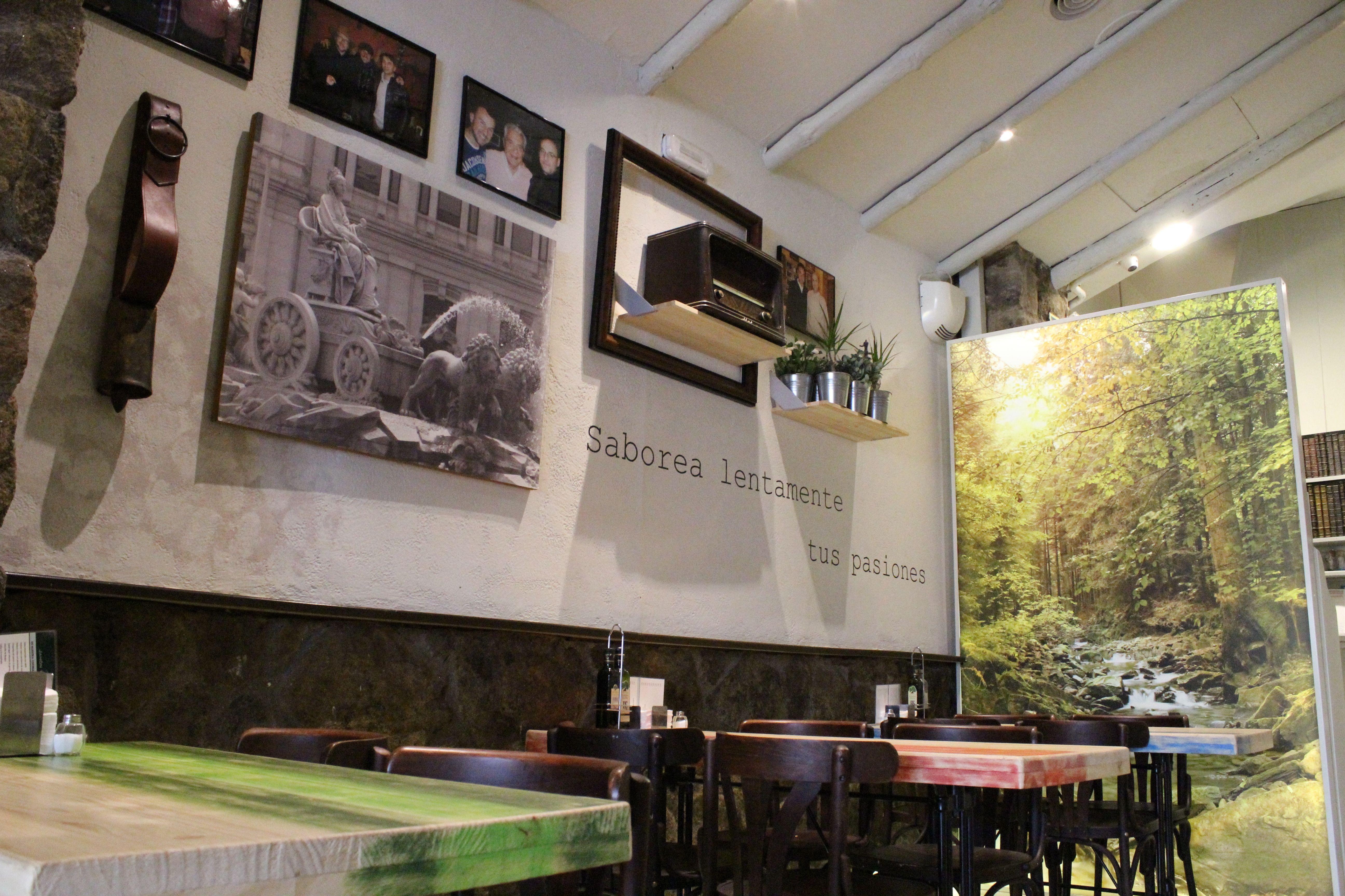 Foto 4 de Cocina española en Madrid | El Jamón y El Churrasco