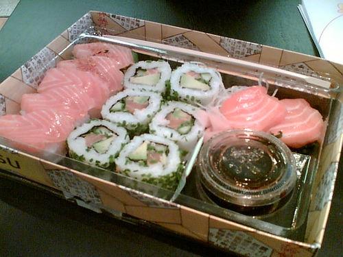 Sushi Japones: Nuestra Carta de Chinaking