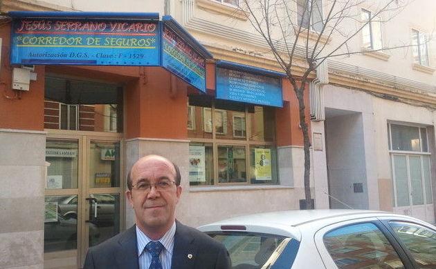 Jesús Serrano Vicario - Corredor de seguros