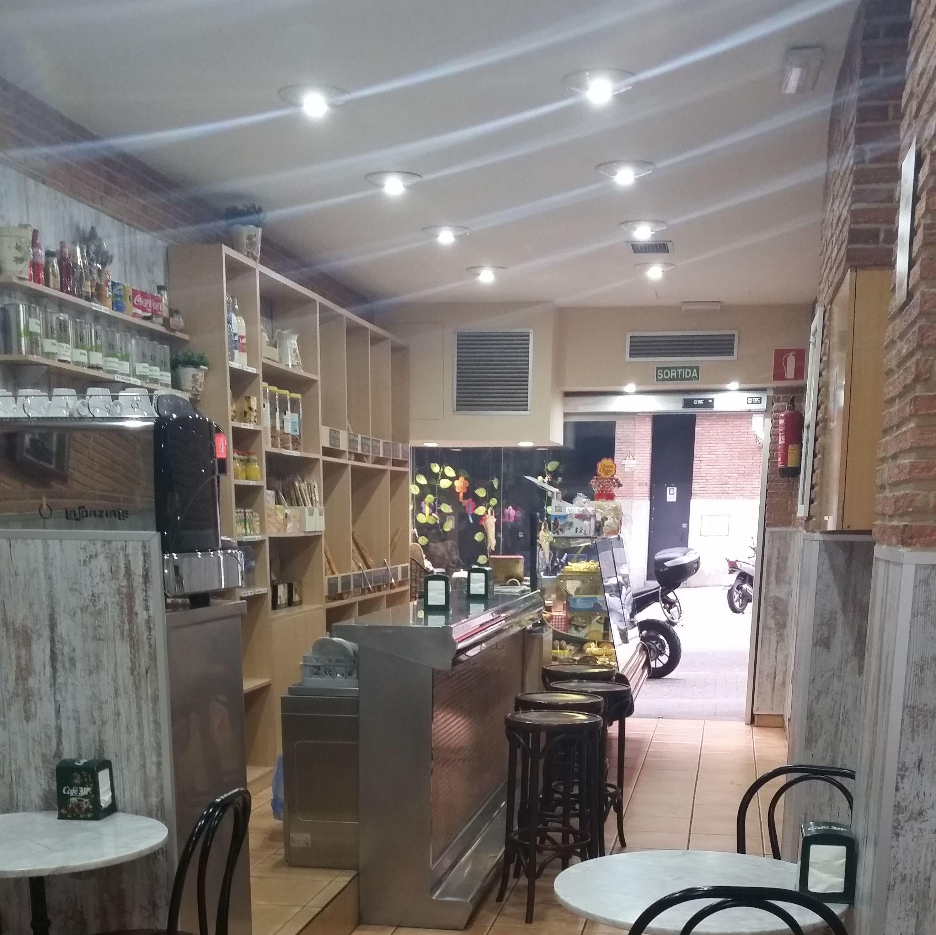 Panadería y pastelería con servicio a domicilio en Barcelona