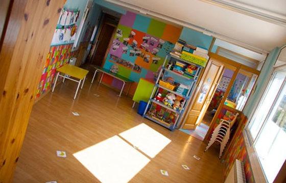 Escuela infantil con clases de música