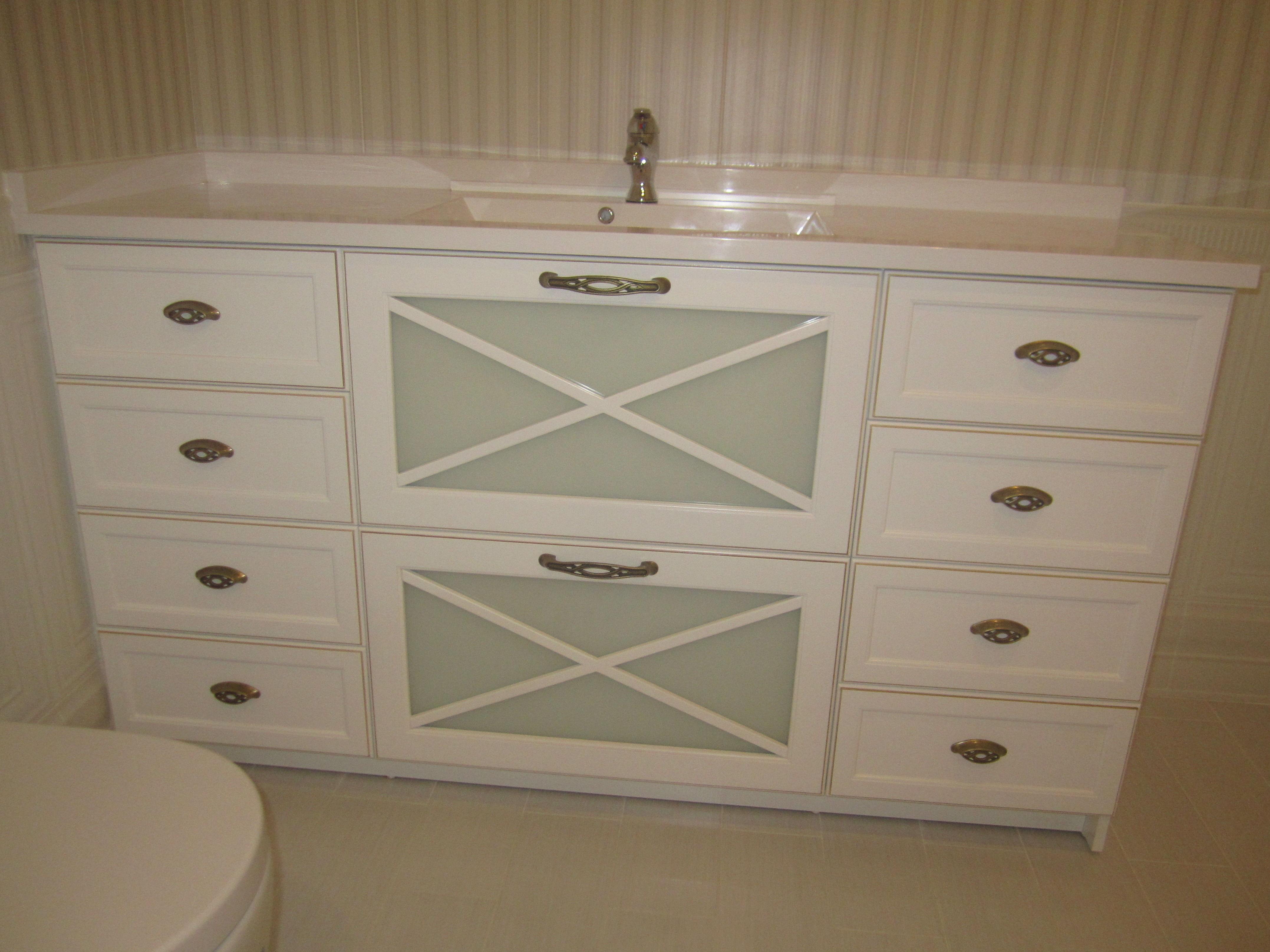 Mueble para el lavabo