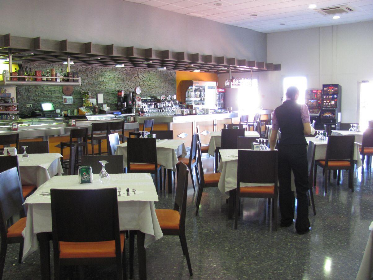 Restaurante para almorzar en Alzira