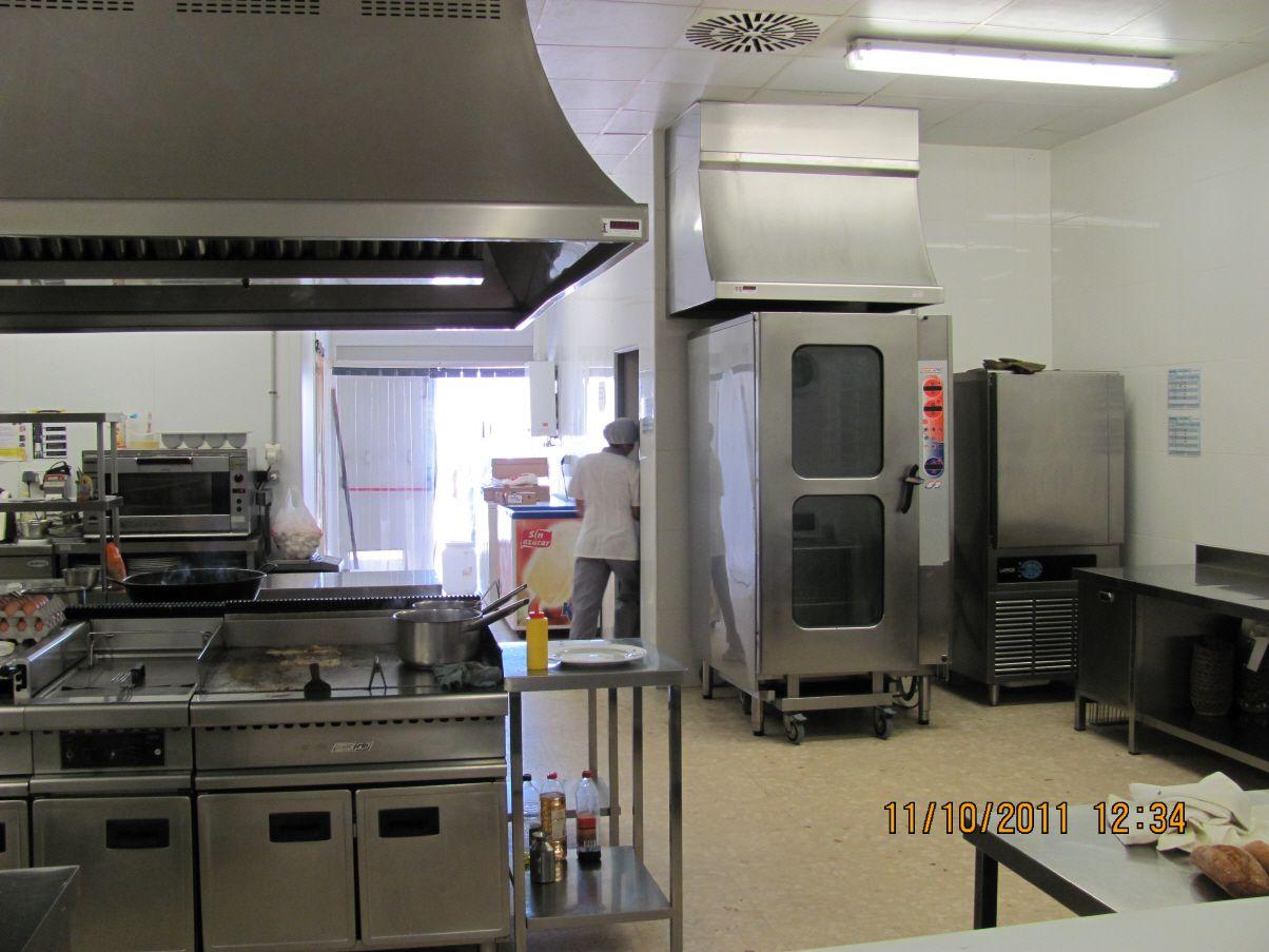 Cocinas de nuestros restaurantes en Alzira