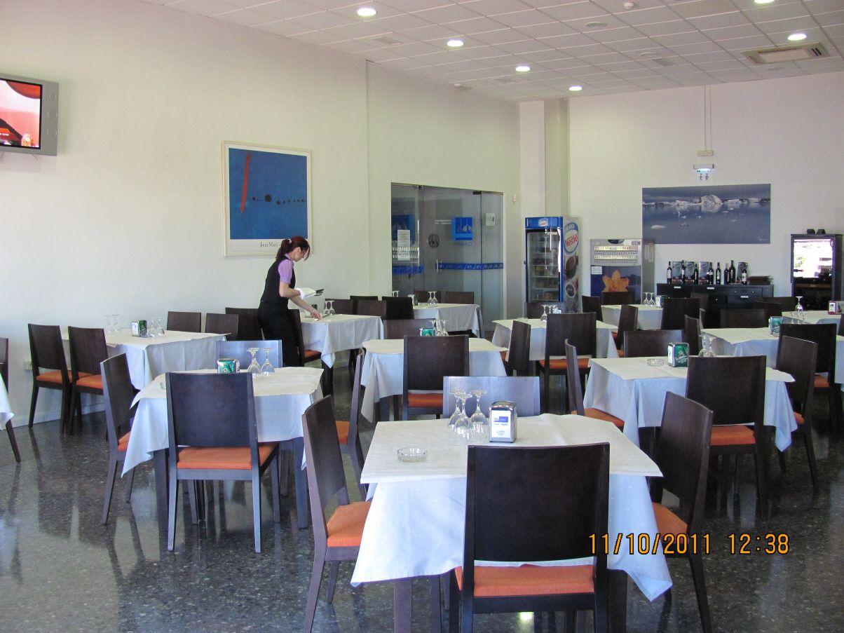Restaurante con menú en Alzira
