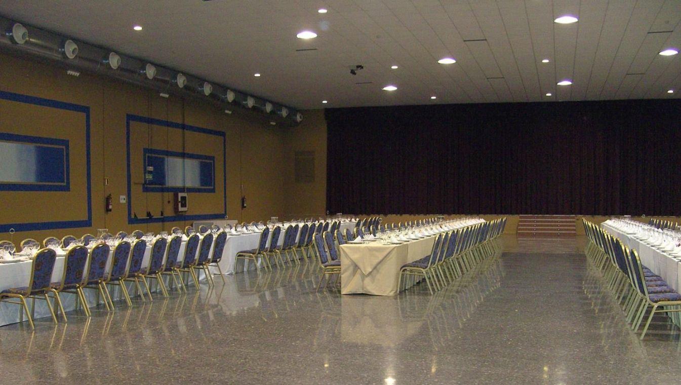 Complejo para eventos en Alzira
