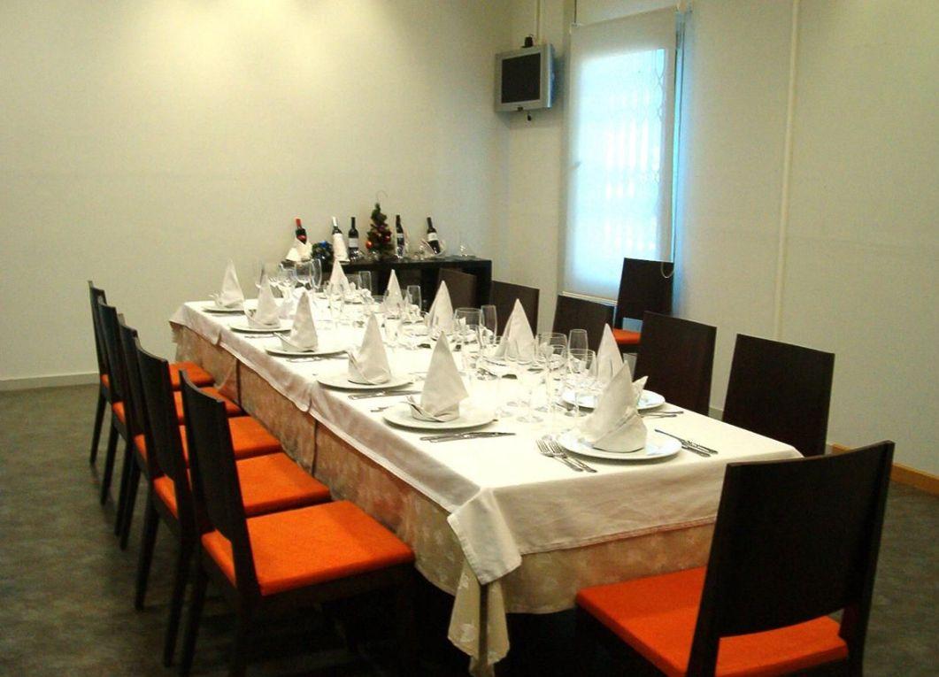 Restaurante con menú diario en Alzira