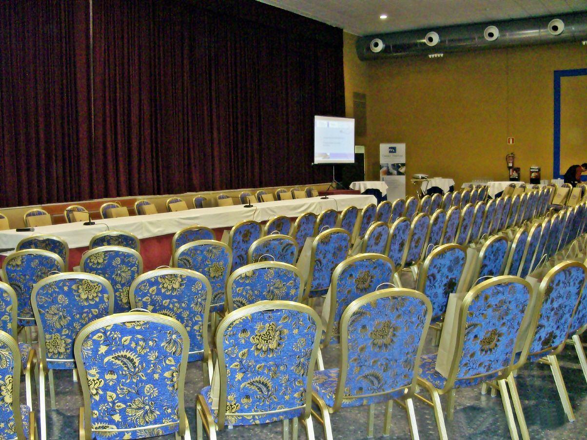 Restaurante para reuniones y eventos en Alzira