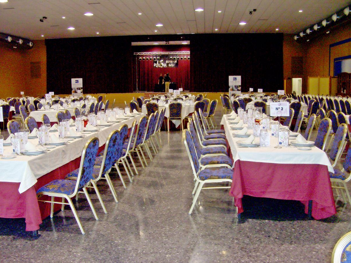 Restaurante para banquetes en Alzira