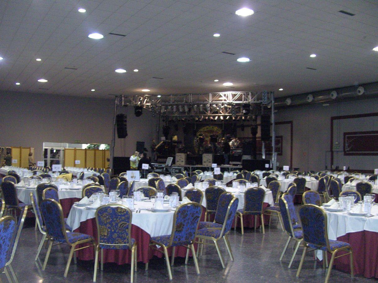 Restaurante para bautizos y comuniones en Alzira