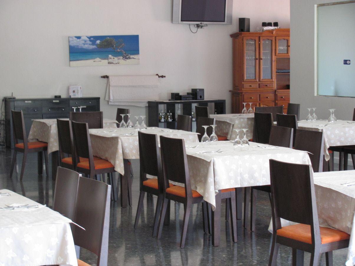 Restaurante especializado en eventos en Alzira