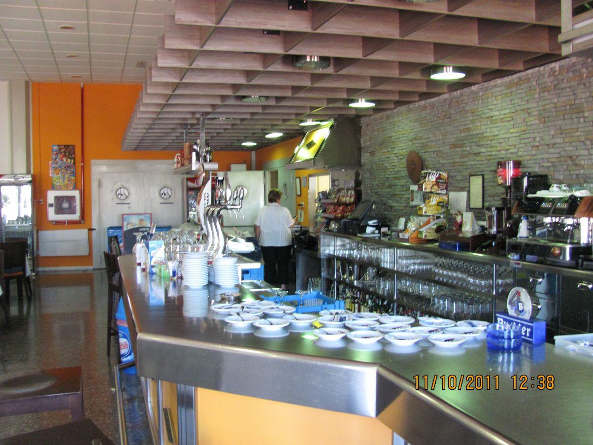 Restaurante con cafetería en Alzira