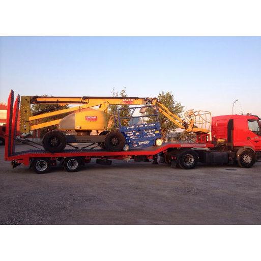 Transporte de maquinaria: Servicios de Setoan Logística de Maquinaria y Transporte