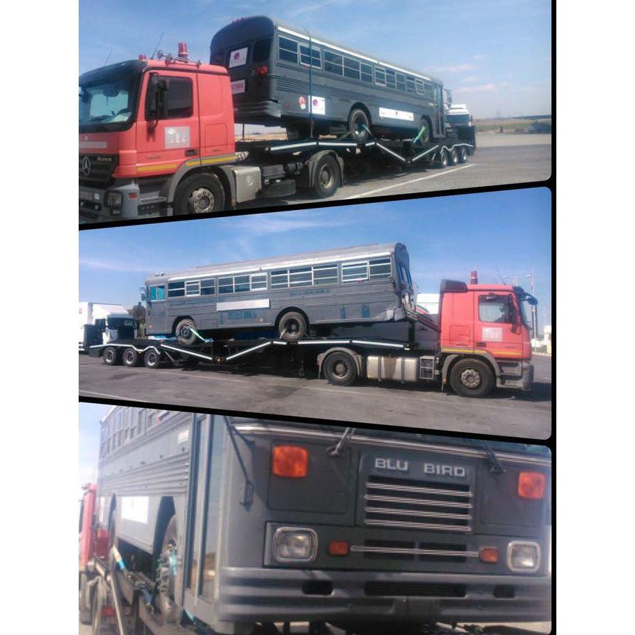 Compra y venta de maquinaria: Servicios de Setoan Logística de Maquinaria y Transporte