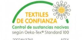 OEKO TEX. TEJIDOS DE CONFIANZA IBERLAX