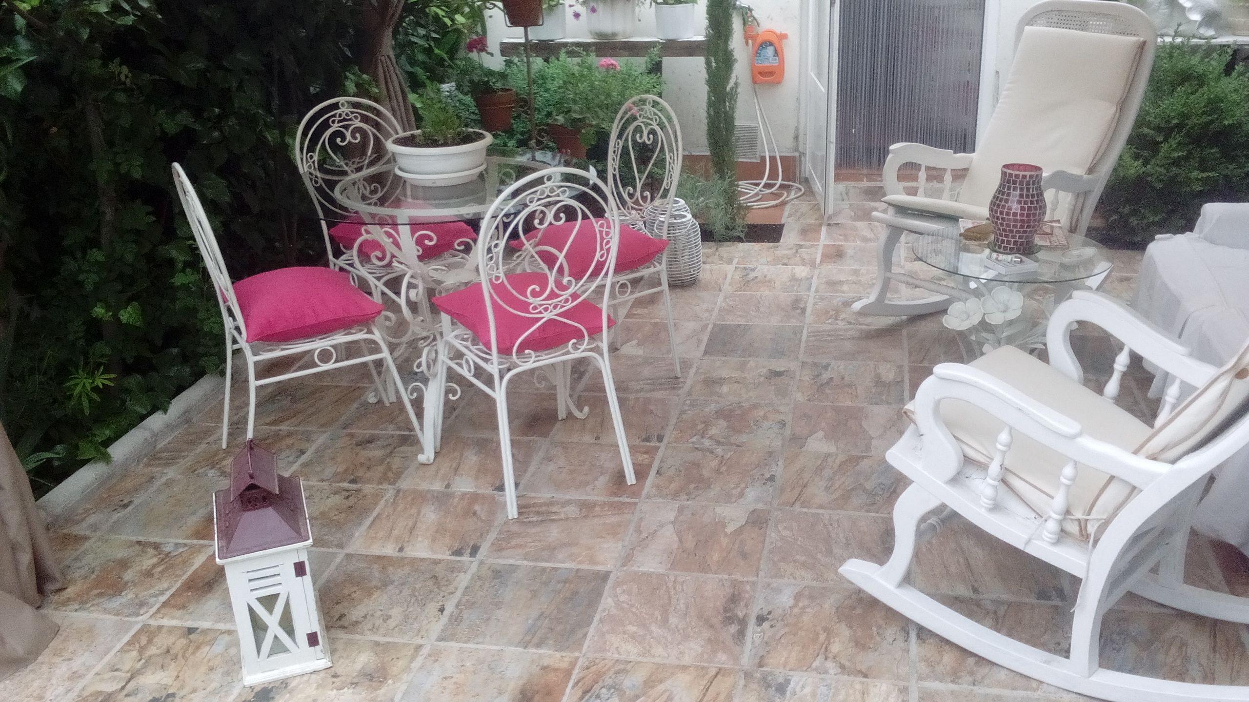 Reformas en patios en Valladolid
