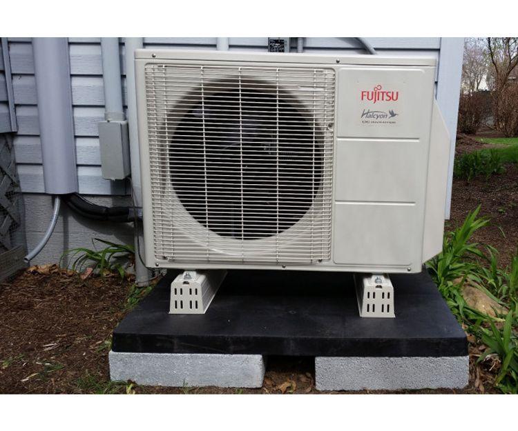 Unidad exterior de climatización