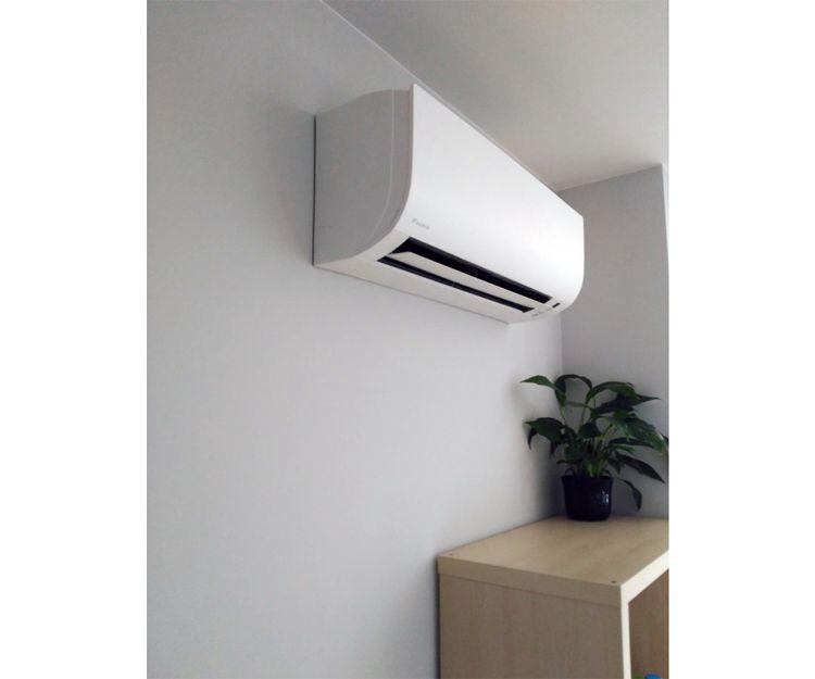 Sistema de climatización a hogares en Donostia