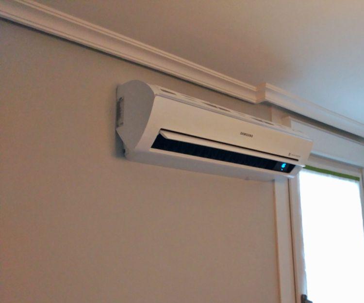 Instalación de aire acondicionado en Donostia
