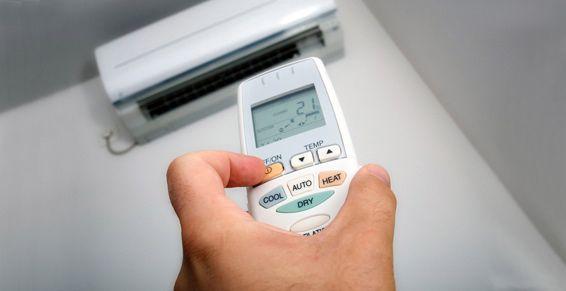 Venta de aparatos de aire acondicionado: Servicios de Frío Ramón