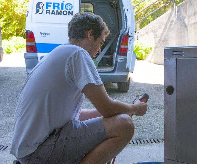 Instalación, reparación y mantenimiento de aires acondicionados en Donostia