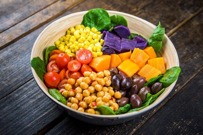 Happy Salads: Carta de Restaurante Happy Green