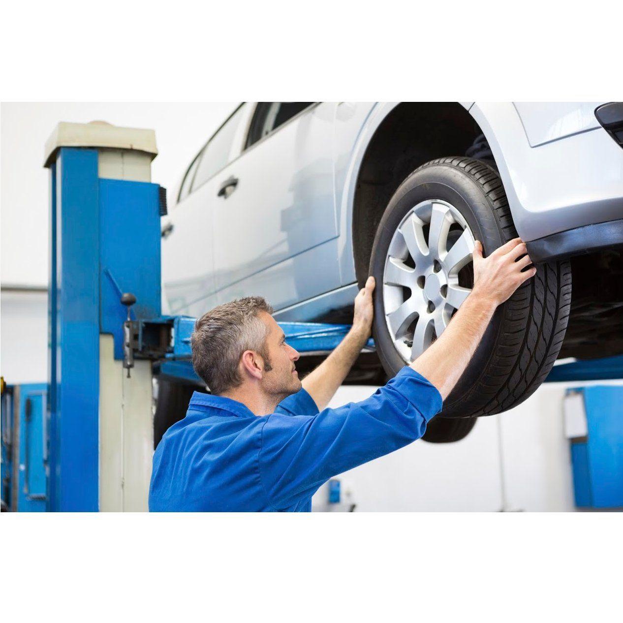 Neumáticos: Servicios de Sport Car
