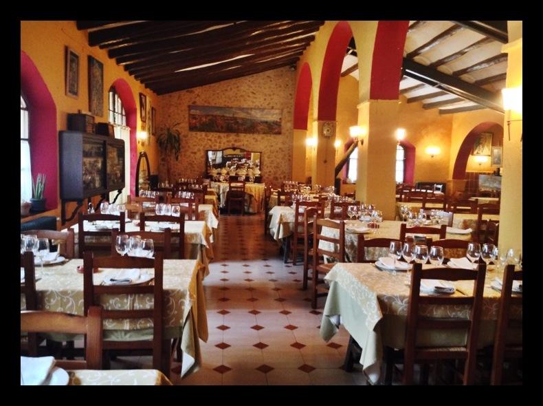 Foto 5 de Cocina catalana en    El Celler D'Aiguaviva