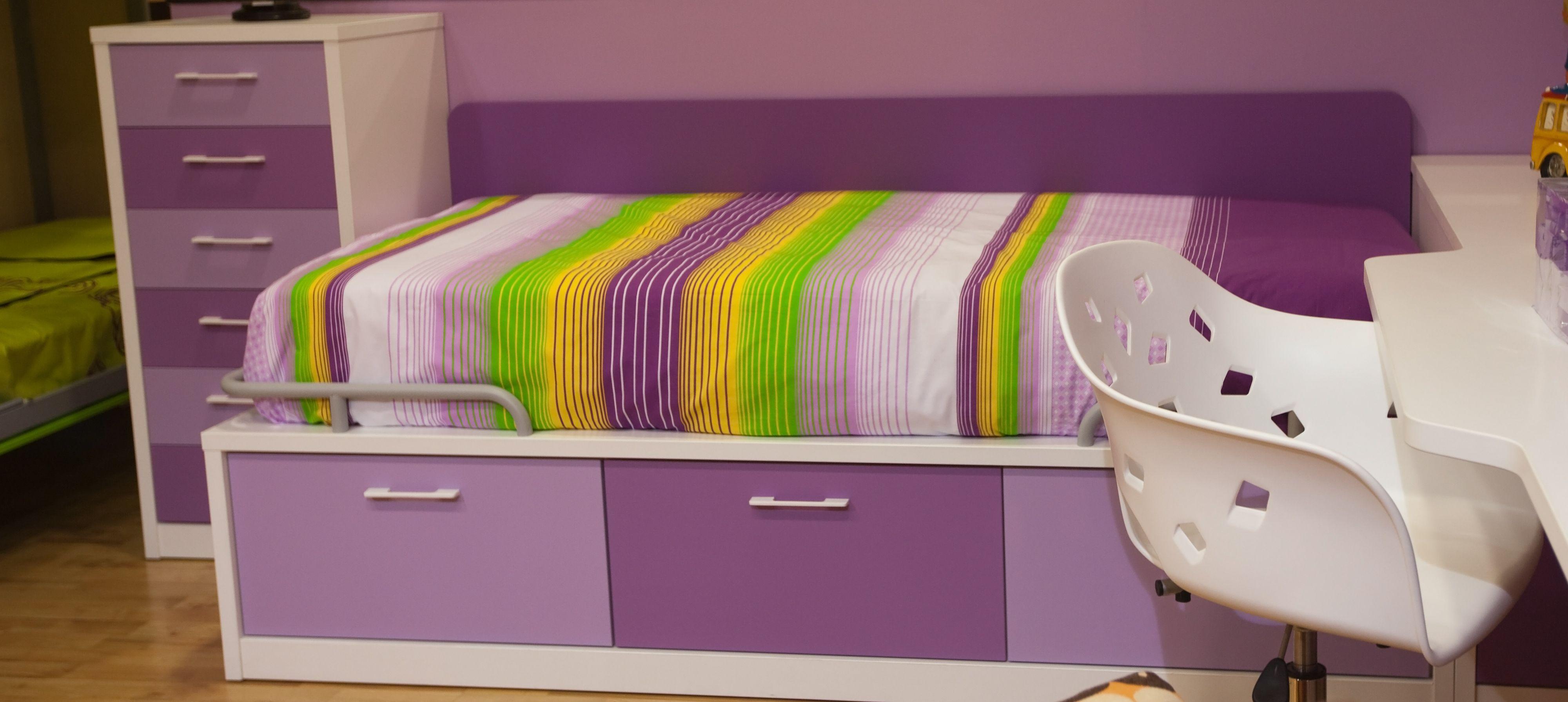 Dormitorios juveniles: Productos de El As del descanso