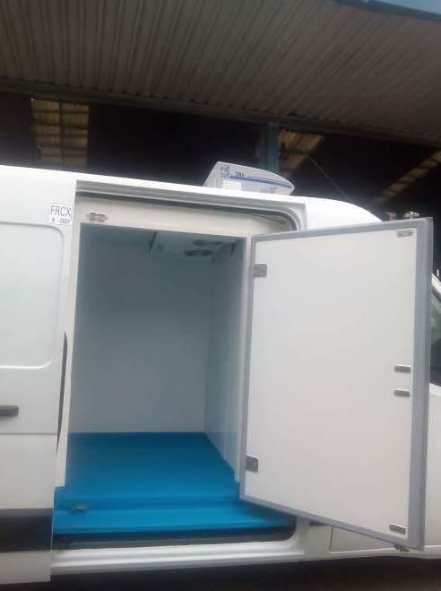 Montaje de equipos frigoríficos