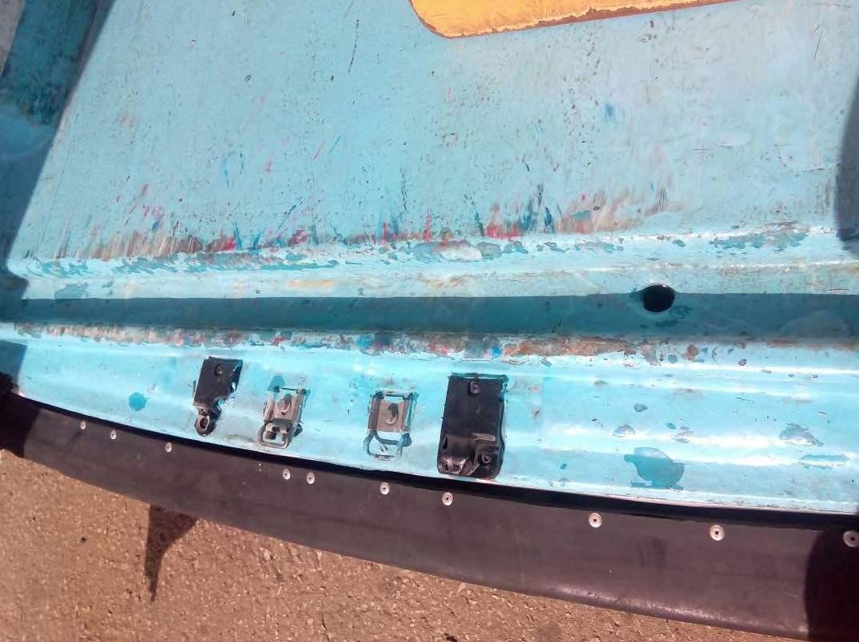 Reparación de carrocería antes