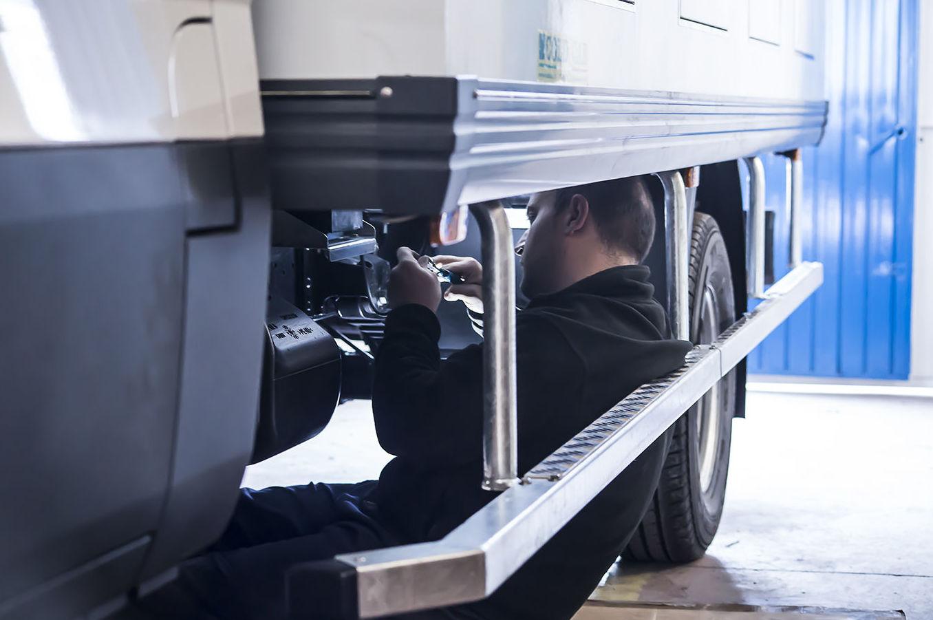 Montaje carrocerías Heladeras Cold Car