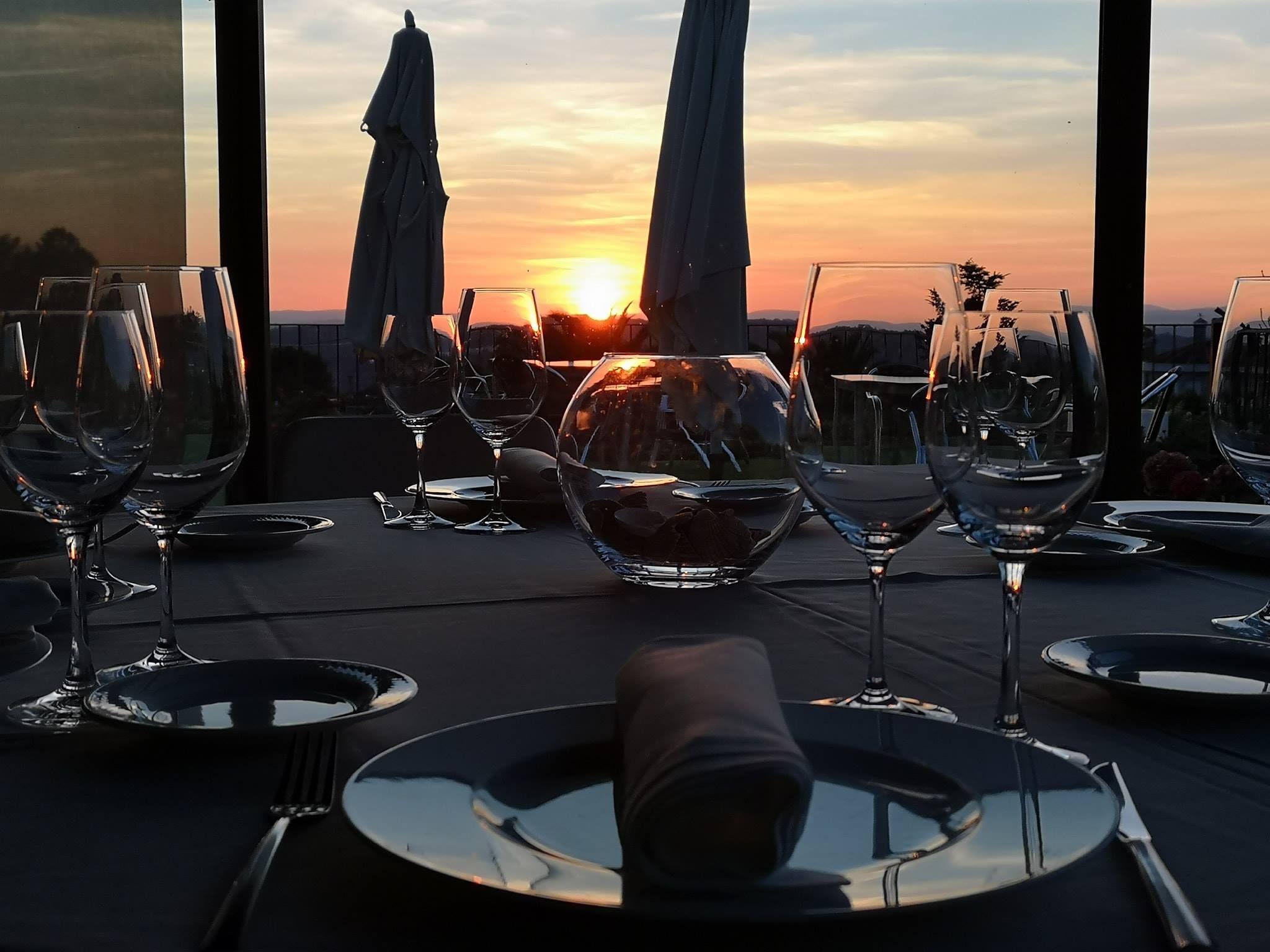 Estupendo enclave para cenas y comidas especiales en Ourense