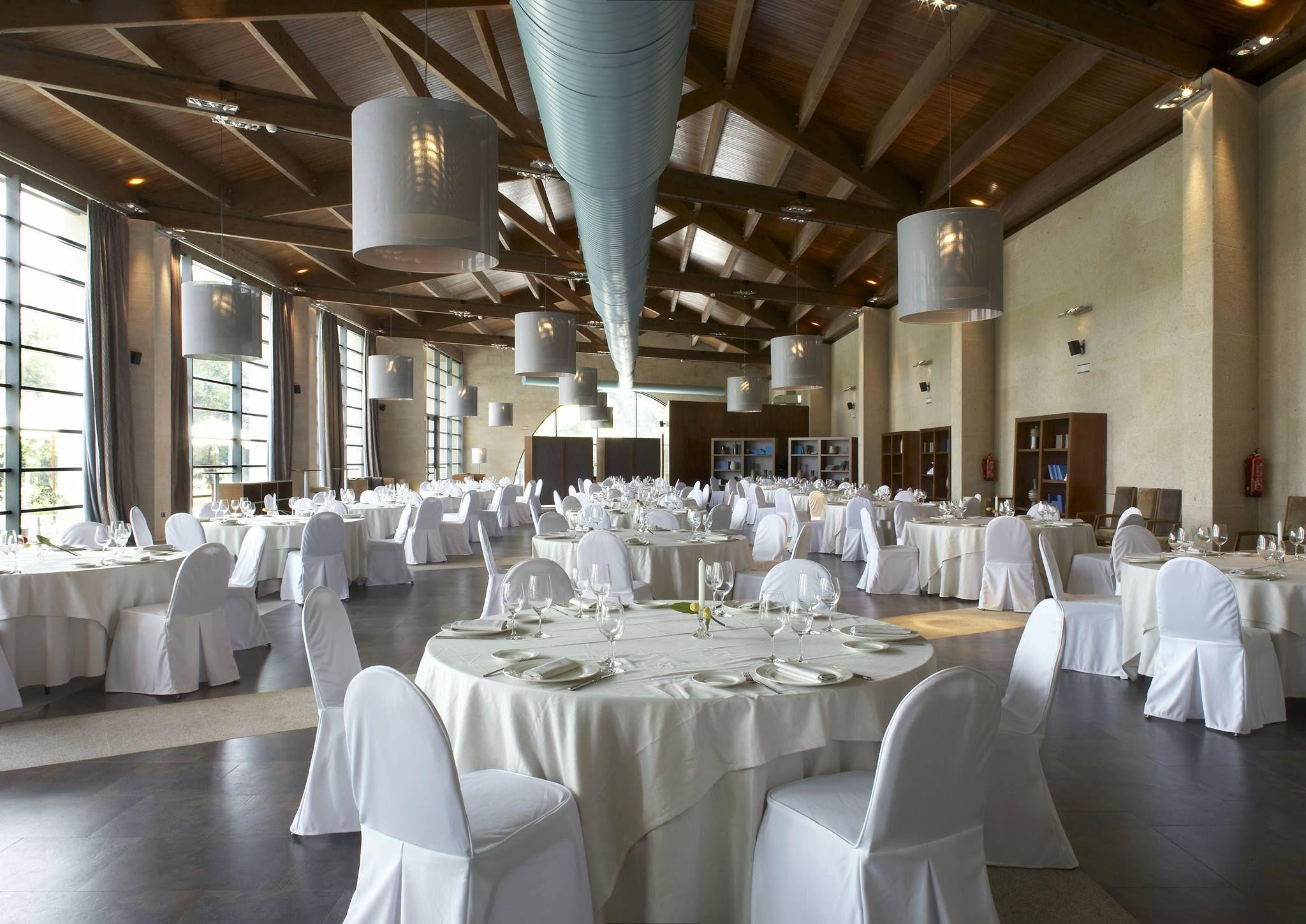 Restaurante para celebrar bodas en Ourense