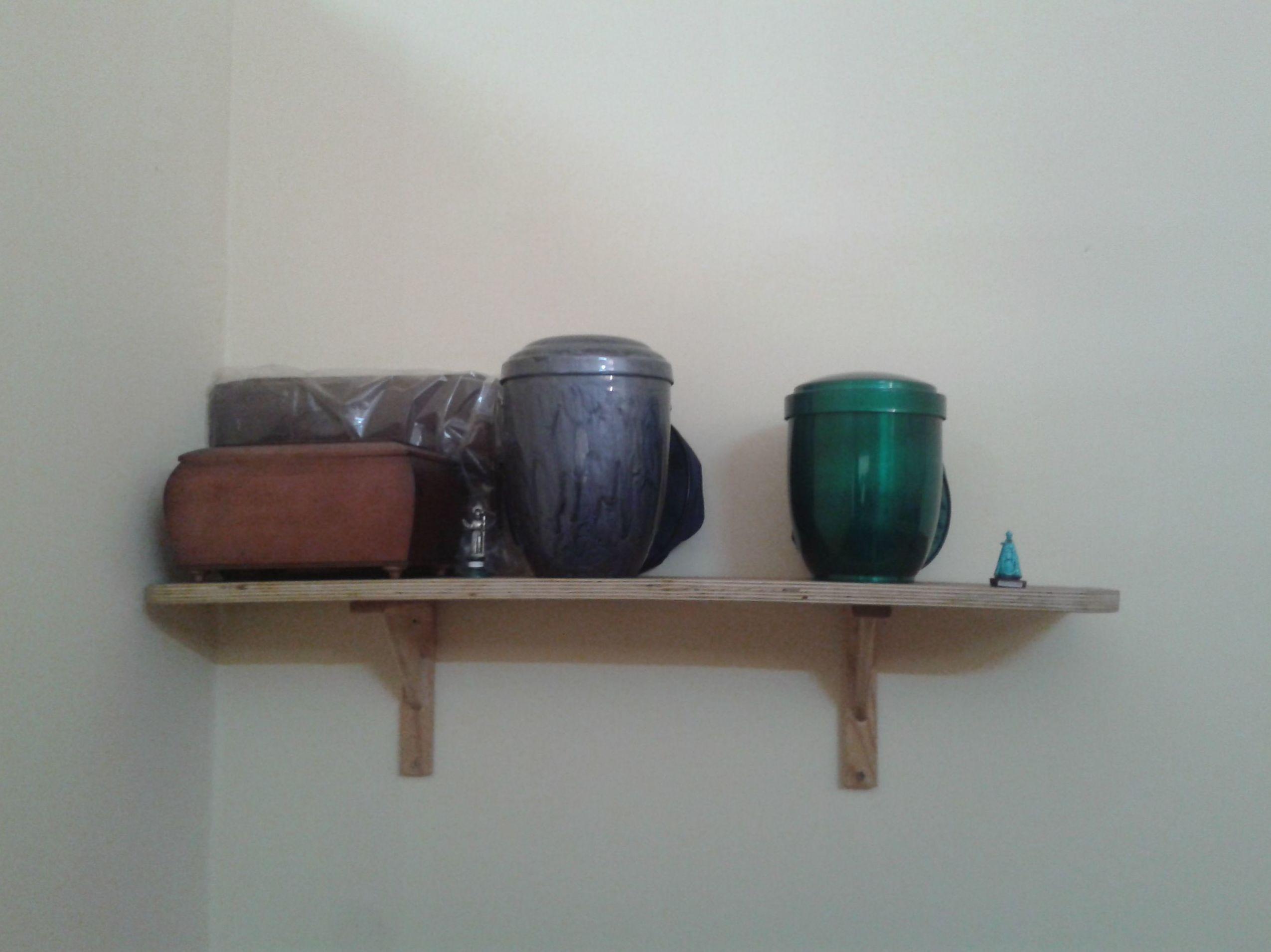 Gran variedad de urnas