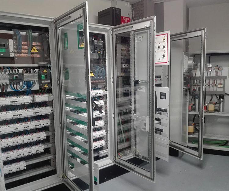 Mantenimiento de cuadros eléctricos en Valencia