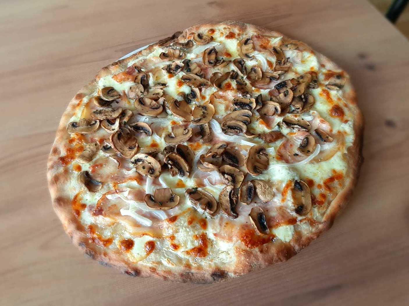 Foto 5 de Pizzas artesanas en  | Pizzería Las Tres B