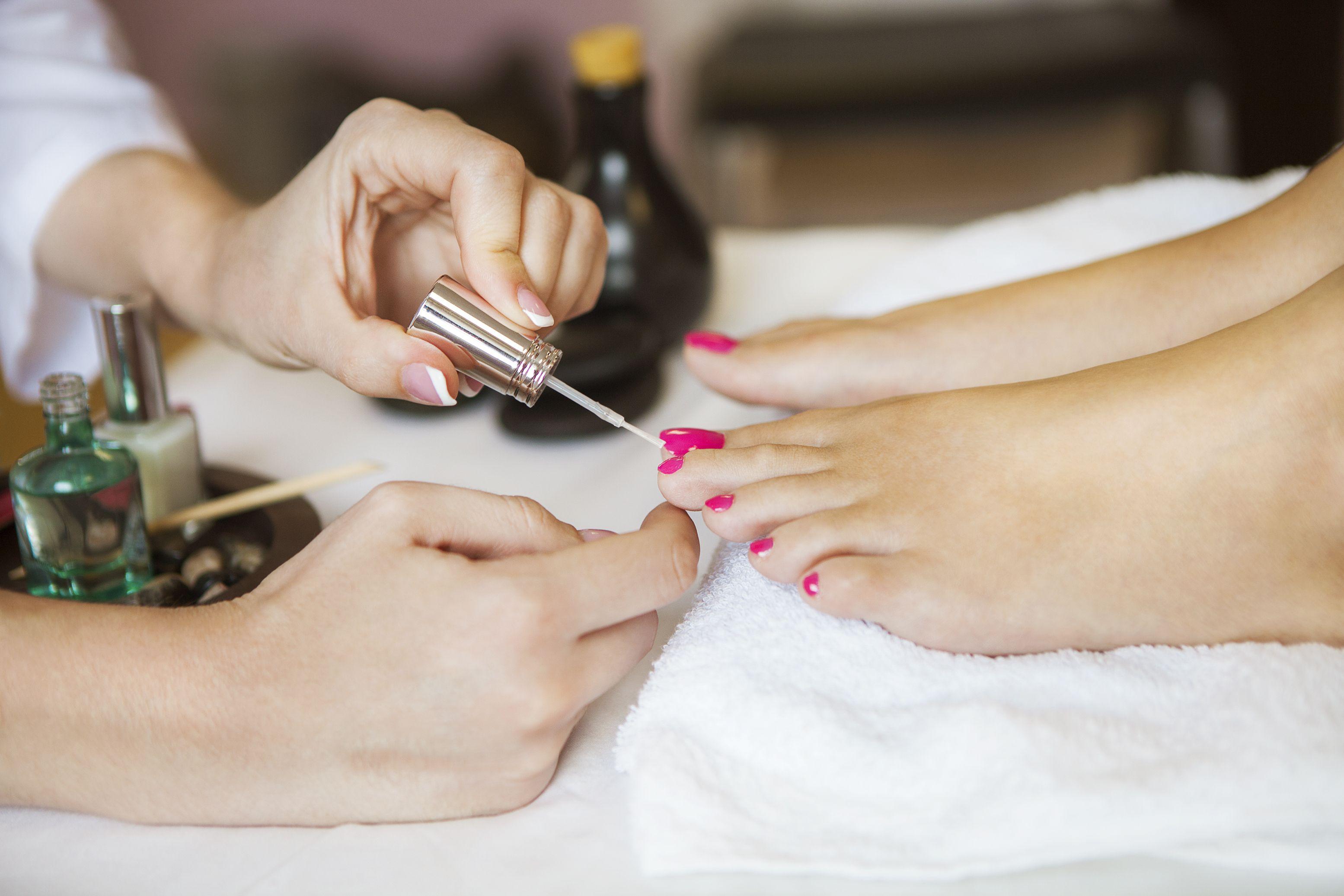 Pies: Servicios y tratamientos de Peluquería y Estética Amaia